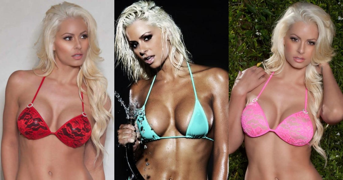 61 Hottest Maryse Ouellet Boobs Pictures Are A Perfect Fit To Make Her A Hottie Hit