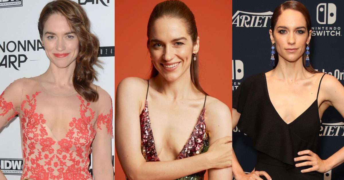 61 Hottest Melanie Scrofano Boobs Pictures That Look Flaunting In A Bikini