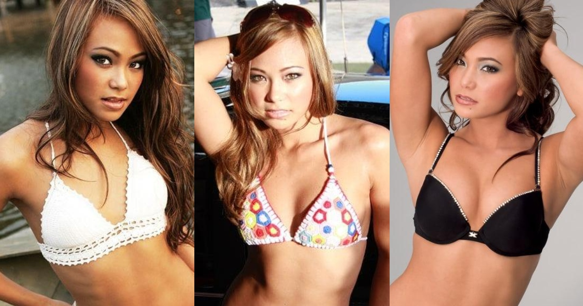 61 Hottest Michelle Waterson Boobs Pictures Are As Soft As They Look