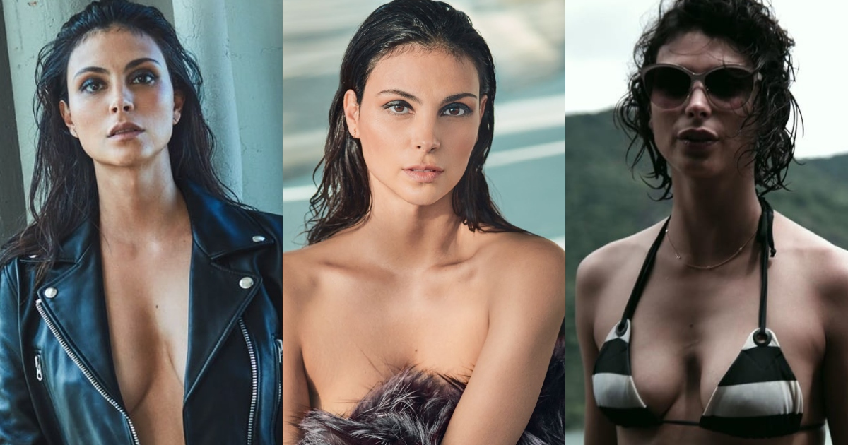 61 Hottest Morena Baccarin Boobs Pictures That Look Flaunting In A Bikini