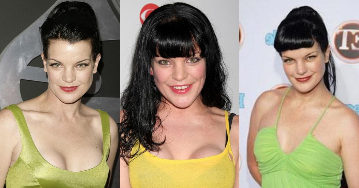 61 Hottest Pauley Perrette Boobs Pictures Are Arousing And Appealing