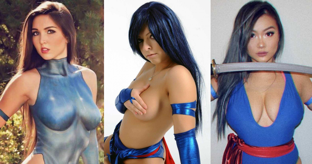 61 Hottest Psylocke Boobs Pictures Show Off Her Perfect Set Of Racks