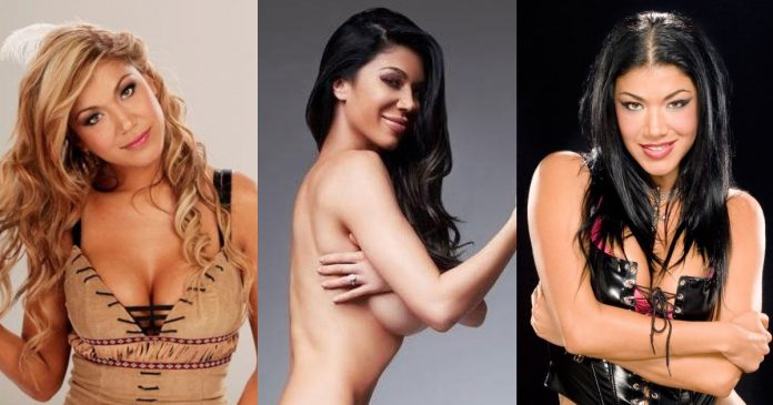 61 Hottest Rosa Mendes Boobs Pictures Are Arousing And Appealing
