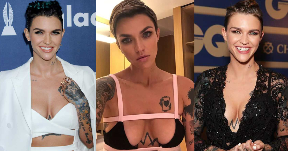 61 Hottest Ruby Rose Boobs Pictures You Just Want To Nestle Between Them
