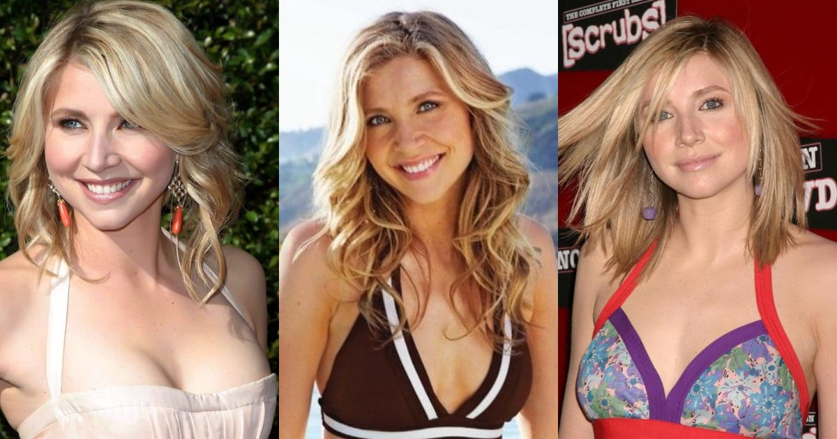 61 Hottest Sarah Chalke Boobs Pictures Show Off Her Perfect Set Of Racks