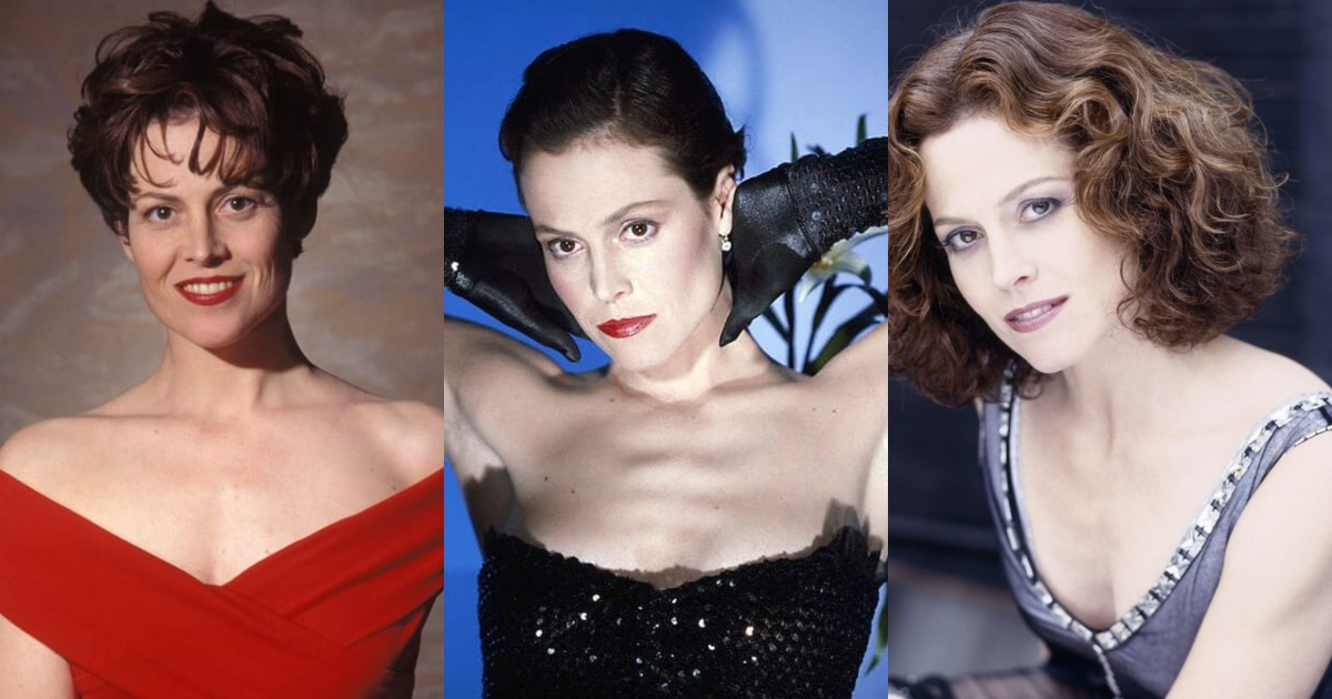 61 Hottest Sigourney Weaver Boobs Pictures Are Jaw-Dropping And Quite The Looker