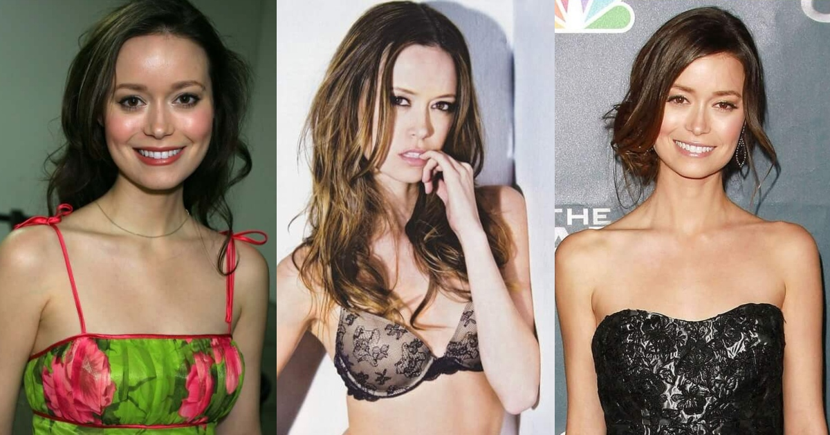 61 Hottest Summer Glau Boobs Pictures That Look Flaunting In A Bikini