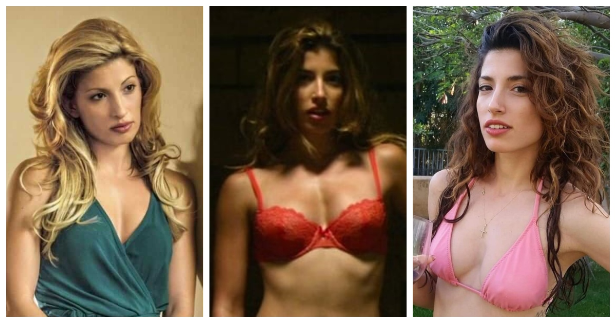61 Hottest Tania Raymonde Boobs Pictures A Visual Treat To Make Your Day