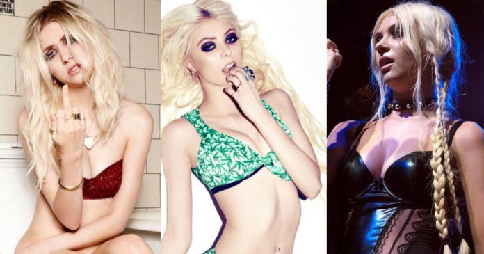 61 Hottest Taylor Momsen Boobs Pictures Will Tempt You To Hug Her Tightly