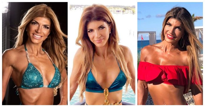 61 Hottest Teresa Giudice Boobs Pictures Are As Soft As They Look