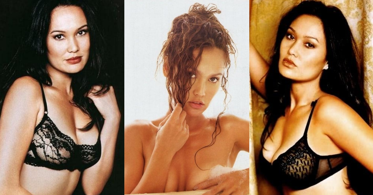 61 Hottest Tia Carrere Boobs Pictures Are Arousing And Appealing