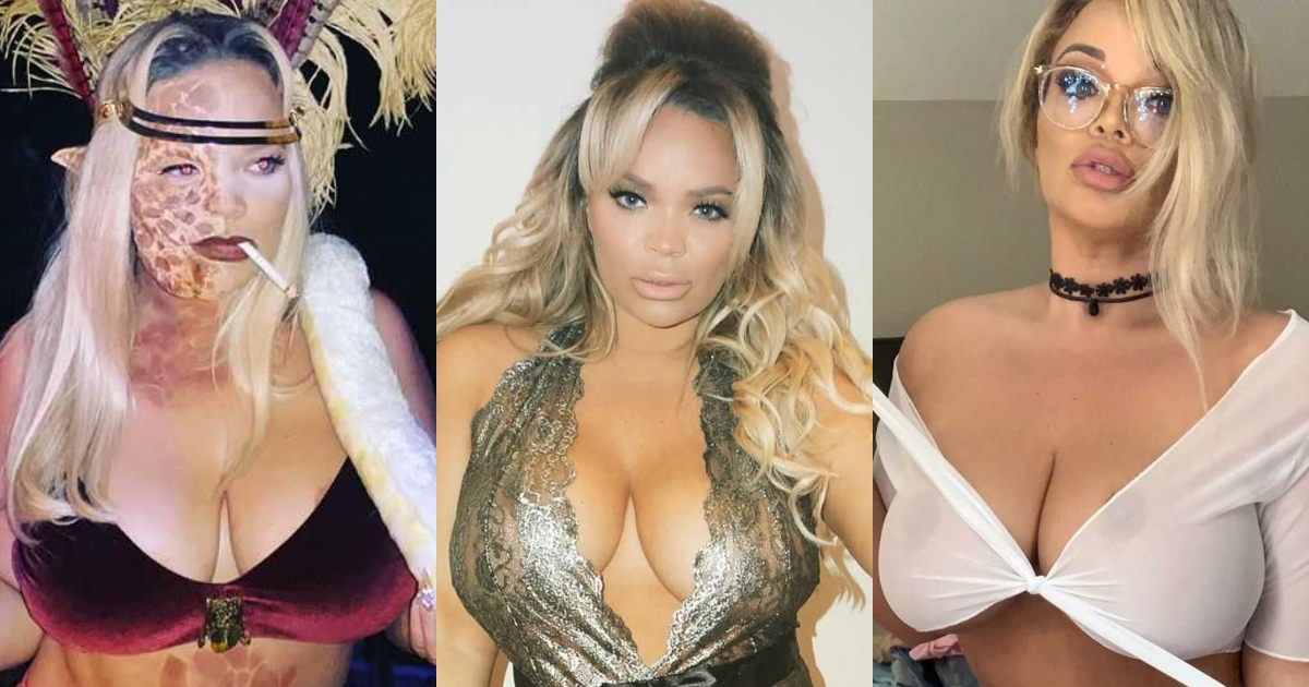61 Hottest Trisha Paytas Boobs Pictures That Look Flaunting In A Bikini