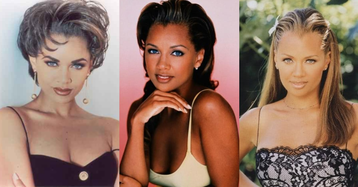 61 Hottest Vanessa Williams Boobs Pictures Will Tempt You To Hug Her Tightly