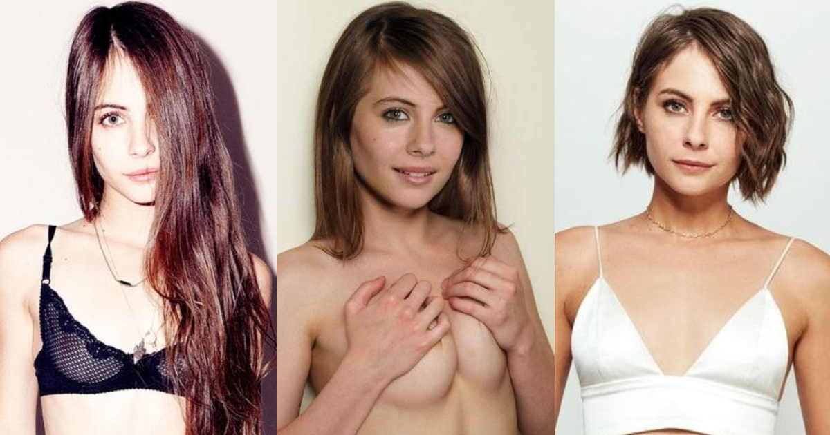 61 Hottest Willa Holland Boobs Pictures Are Arousing And Appealing
