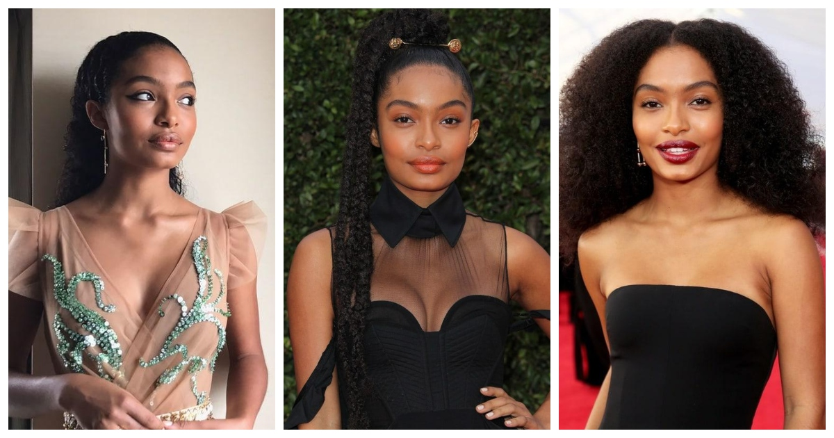 61 Hottest Yara Shahidi Boobs Pictures Expose Her Perfect Cleavage