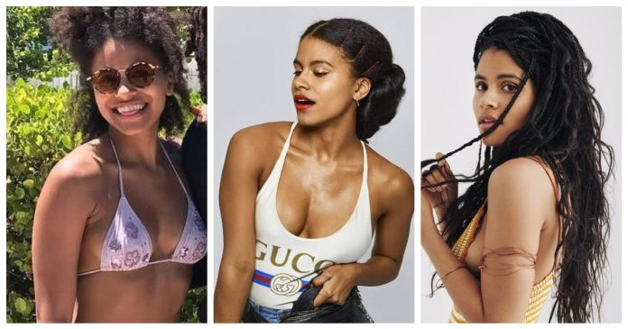 61 Hottest Zazie Beetz Boobs Pictures Expose Her Perfect Cleavage