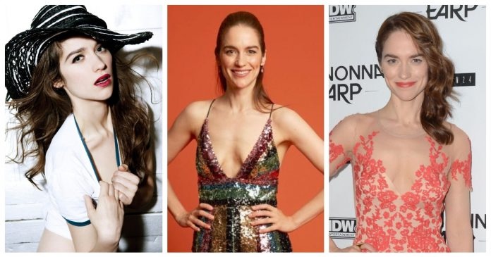 61 Melanie Scrofano Sexy Pictures Can Make You Fall In Love With Her In An Instant