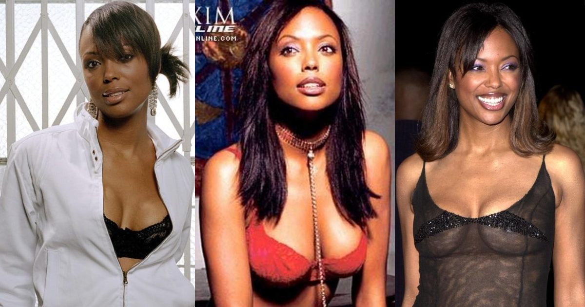 61 Sexiest Aisha Tyler Boobs Pictures Are A Feast For Your Eyes