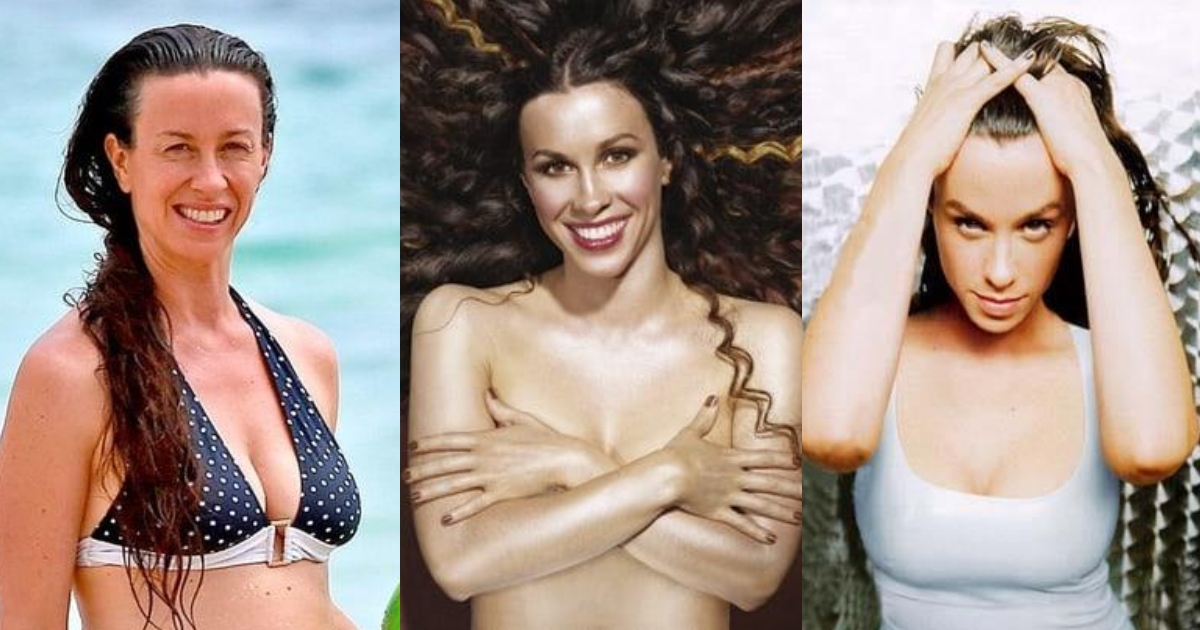 61 Sexiest Alanis Morissette Boobs Pictures Can Have You Hypnotized