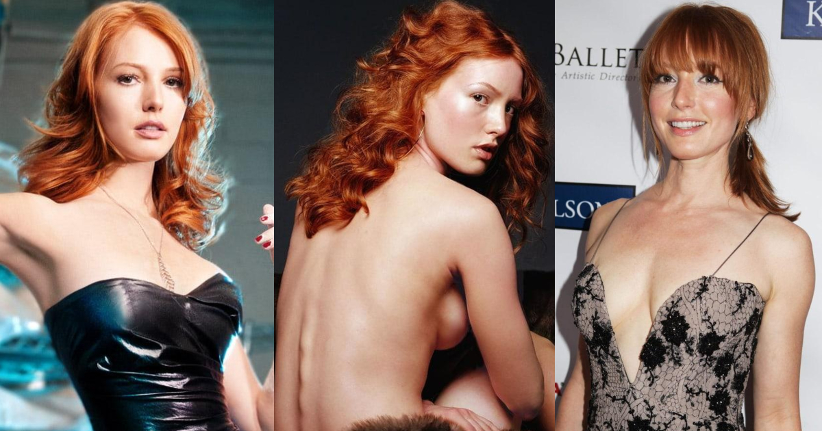 61 Sexiest Alicia Witt Boobs Pictures Will Have You Staring At Them All Day Long