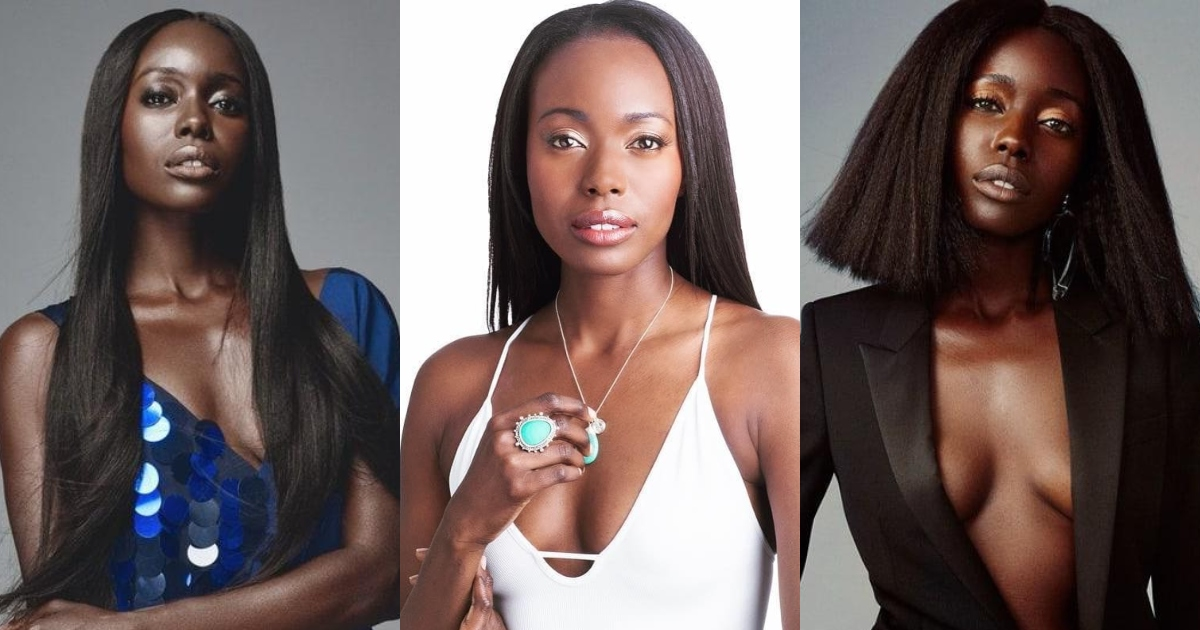 61 Sexiest Anna Diop Boobs Pictures Will Make You Feel Thirsty For Her Melons