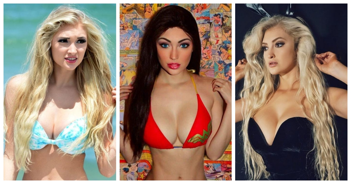 61 Sexiest Anna Faith Pictures Make Her A Thing Of Beauty