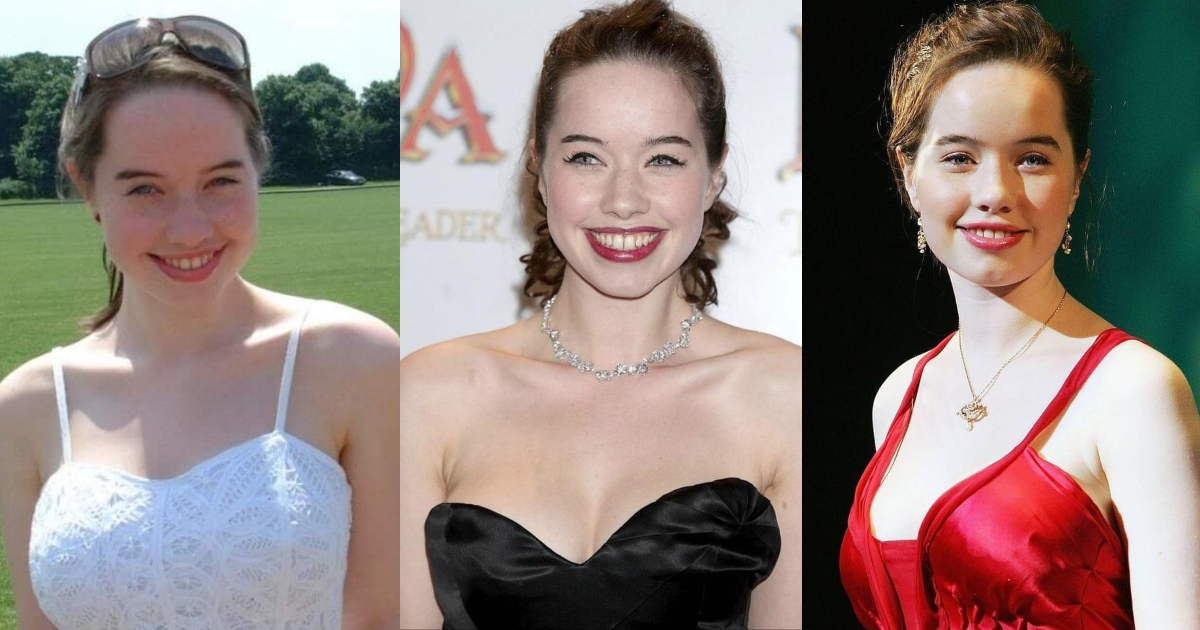 61 Sexiest Anna Popplewell Boobs Pictures Can Have You Hypnotized