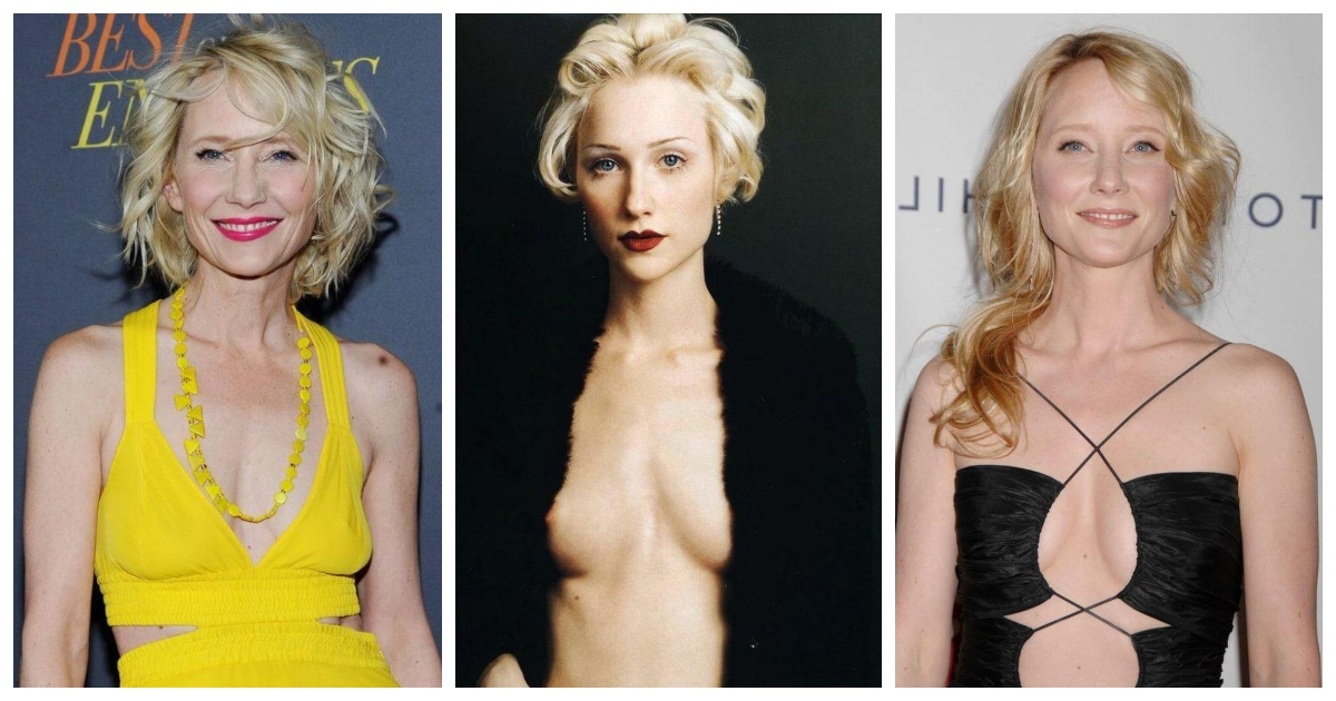 61 Sexiest Anne Heche Pictures Are Exquisitely Enticing