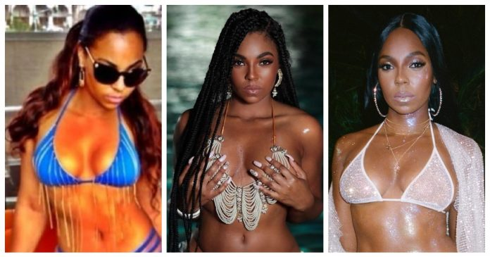 61 Sexiest Ashanti Boobs Pictures An Exquisite View In Every Angle