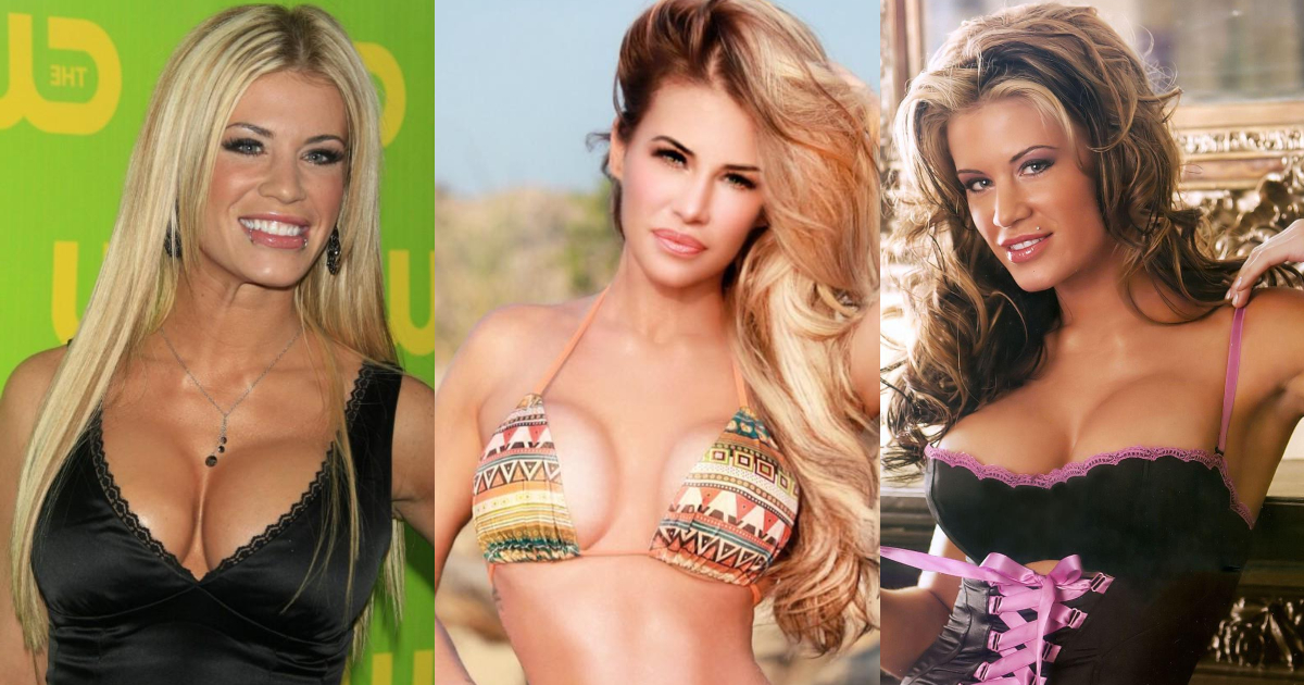 61 Sexiest Ashley Massaro Boobs Pictures Will Make You Feel Thirsty For Her Melons
