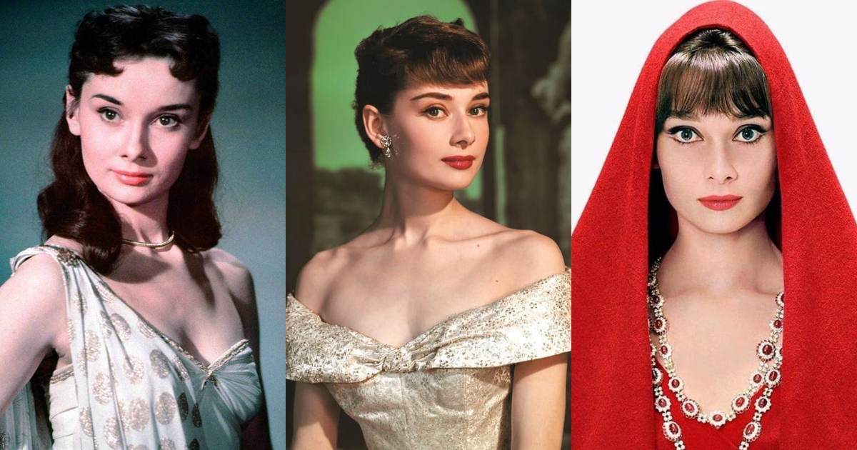 61 Sexiest Audrey Hepburn Boobs Pictures Will Make You Feel Thirsty For Her Melons