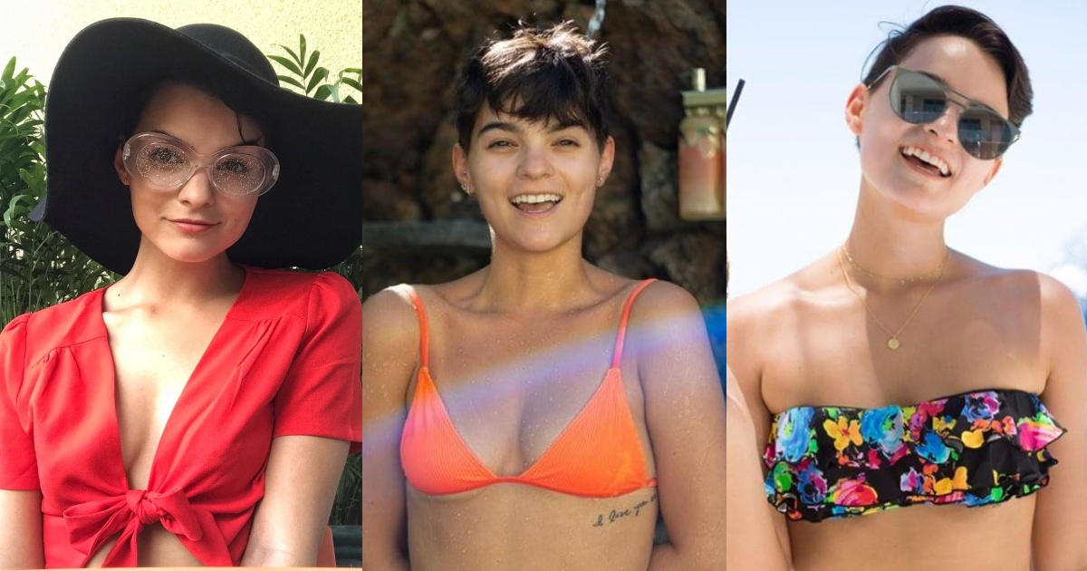 61 Sexiest Brianna Hildebrand Boobs Pictures Will Make You Feel Thirsty For Her Melons