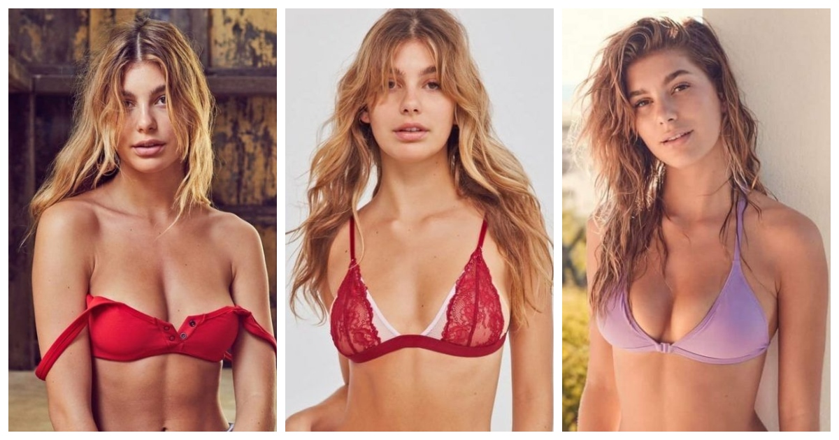 61 Sexiest Camila Morrone Boobs Pictures Show Off A Different Appearance In Each Attire