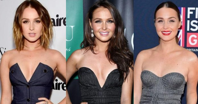 61 Sexiest Camilla Luddington Boobs Pictures Will Have You Staring At Them All Day Long