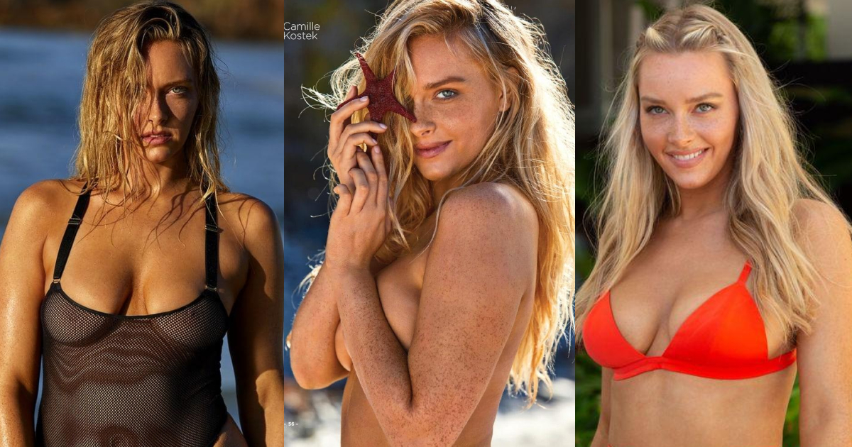 61 Sexiest Camille Kostek Boobs Pictures An Exquisite View In Every Angle