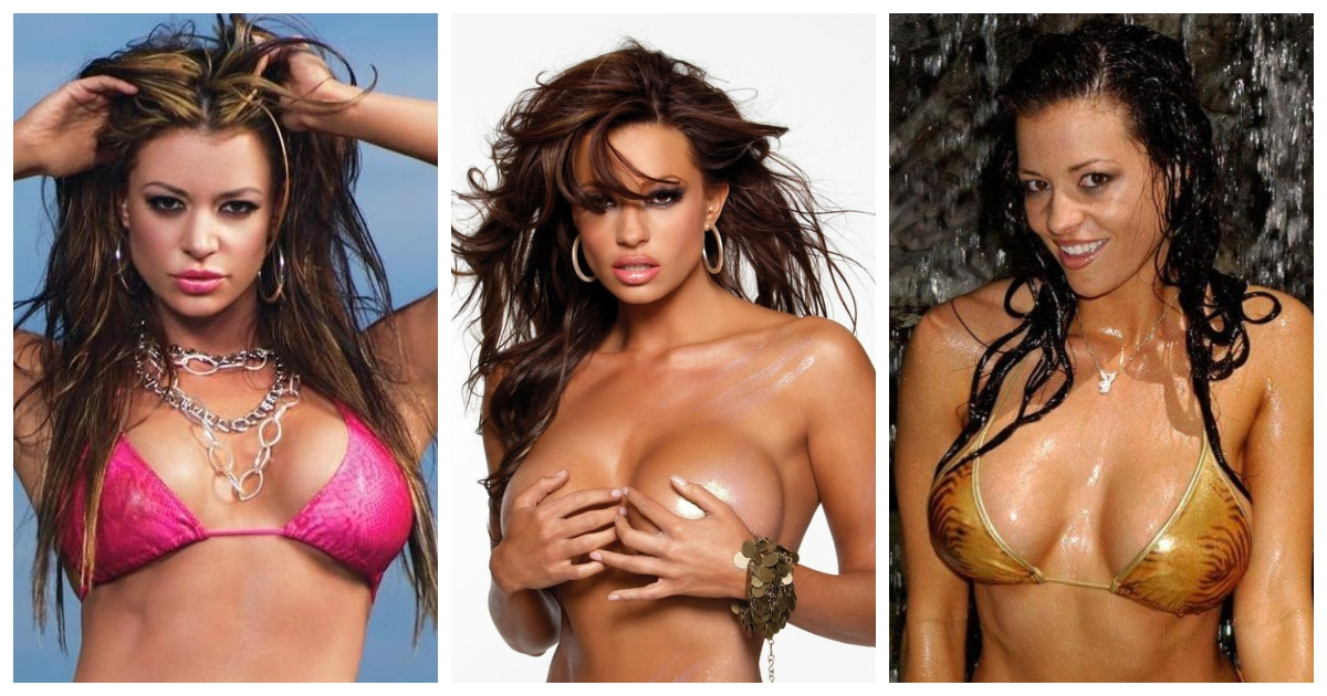 61 Sexiest Candice Michelle Boobs Pictures Show Off A Different Appearance In Each Attire