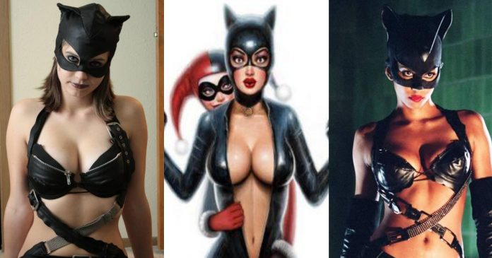61 Sexiest Catwoman Boobs Pictures Are Sexually Raunchy