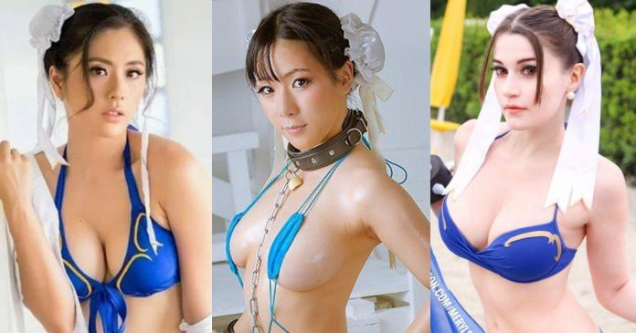 61 Sexiest Chun Li Boobs Pictures Will Have You Staring At Them All Day Long
