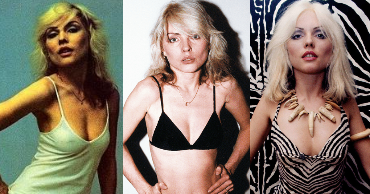 61 Sexiest Debbie Harry Boobs Pictures Will Have You Staring At Them All Day Long
