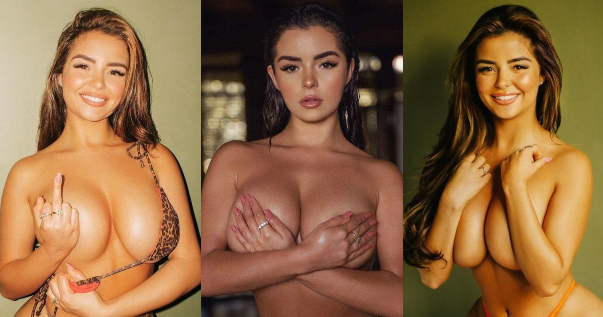 61 Sexiest Demi Rose Boobs Pictures Will Make You Envy The Photographer