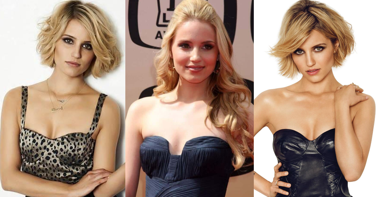 61 Sexiest Dianna Agron Boobs Pictures Will Have You Staring At Them All Day Long