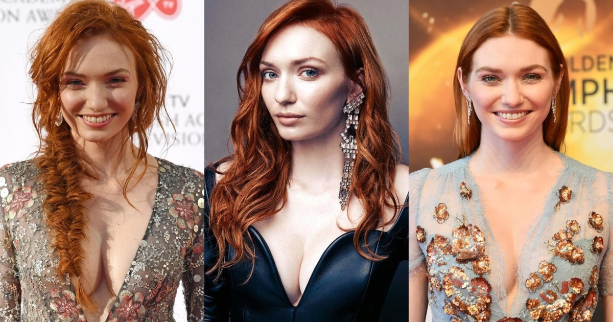 61 Sexiest Eleanor Tomlinson Boobs Pictures Can Have You Hypnotized