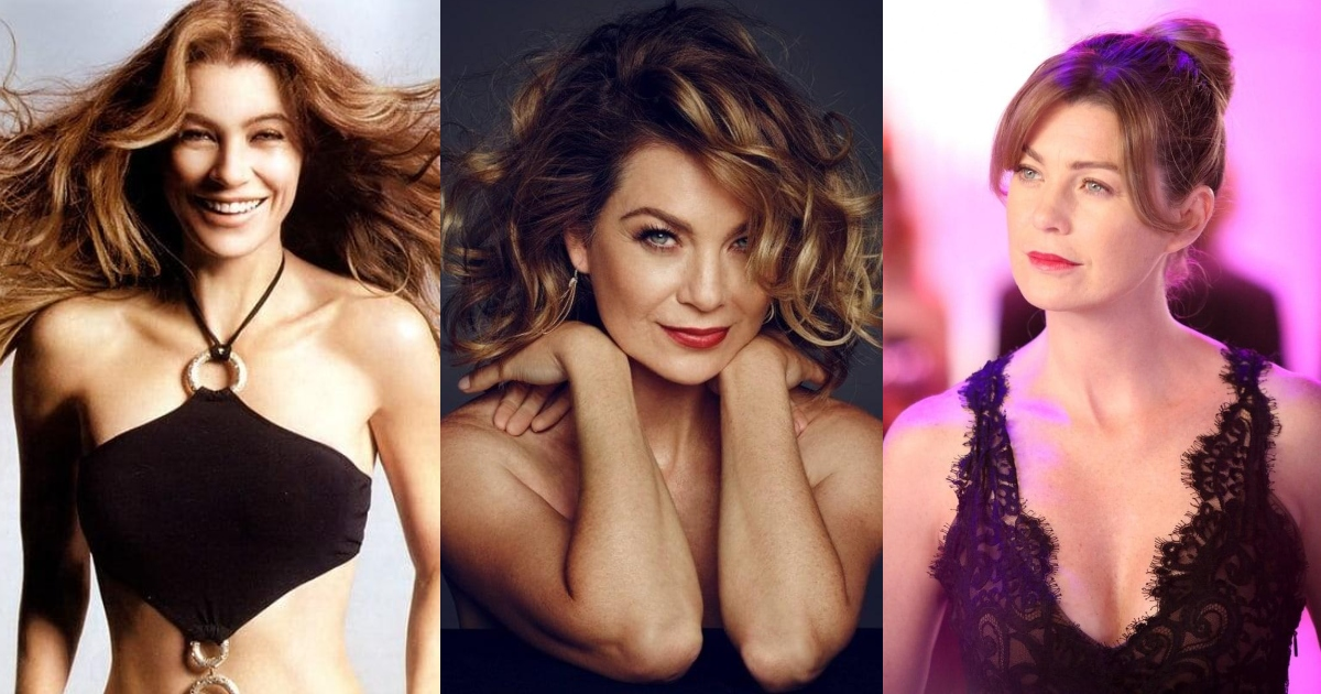 61 Sexiest Ellen Pompeo Boobs Pictures Show Off Her Awesome Bosoms