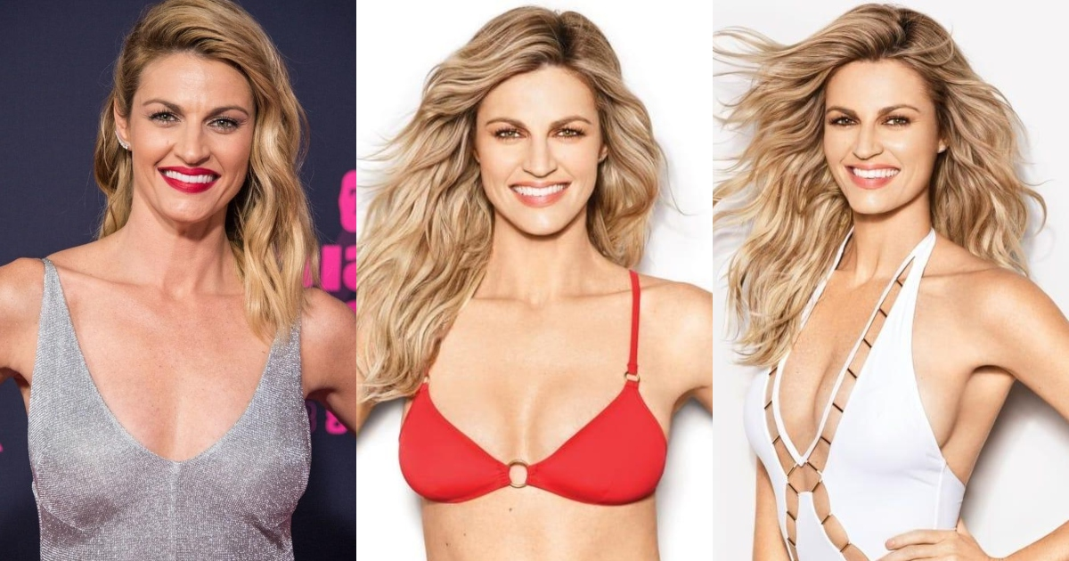 61 Sexiest Erin Andrews Boobs Pictures Will Make You Feel Thirsty For Her Melons