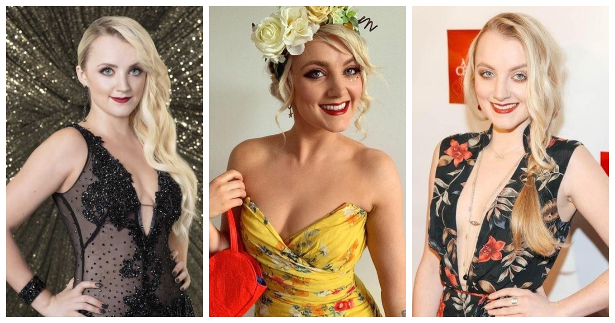 61 Sexiest Evanna Lynch Boobs Pictures Will Make You Feel Thirsty For Her Melons