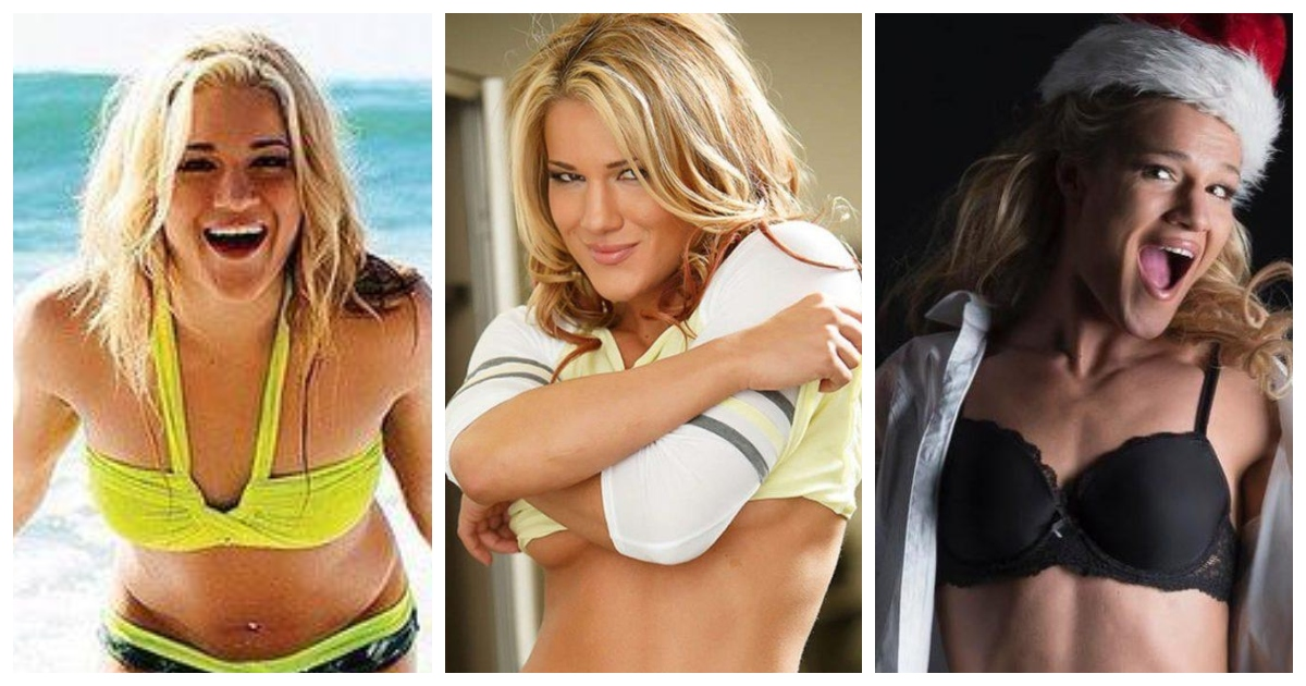 61 Sexiest Felice Herrig Pictures Will Embrace You In Enchantment