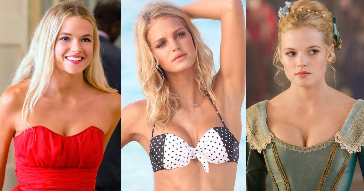 61 Sexiest Gabriella Wilde Boobs Pictures Are Sexually Raunchy