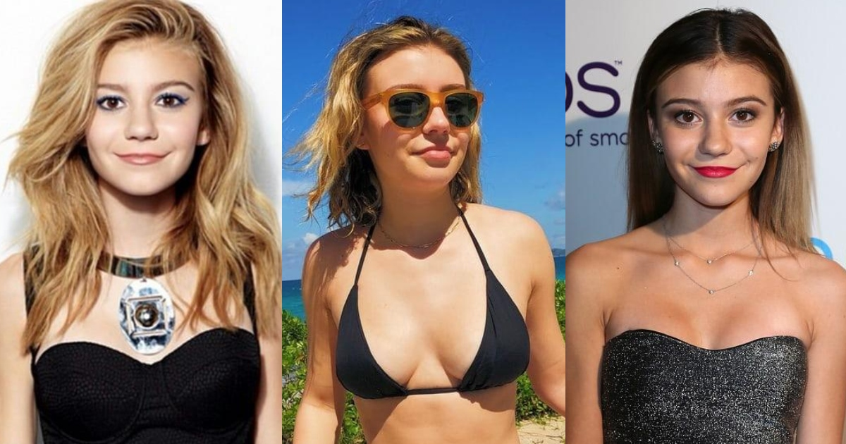 61 Sexiest Genevieve Hannelius Boobs Pictures Are A Feast For Your Eyes