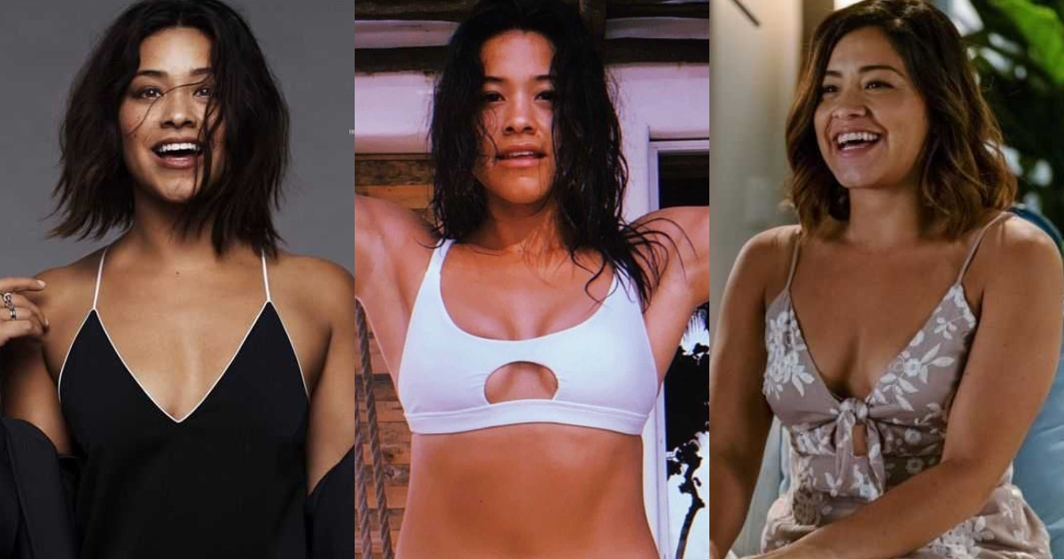 61 Sexiest Gina Rodriguez Boobs Pictures Are Just The Right Size To Look And Enjoy