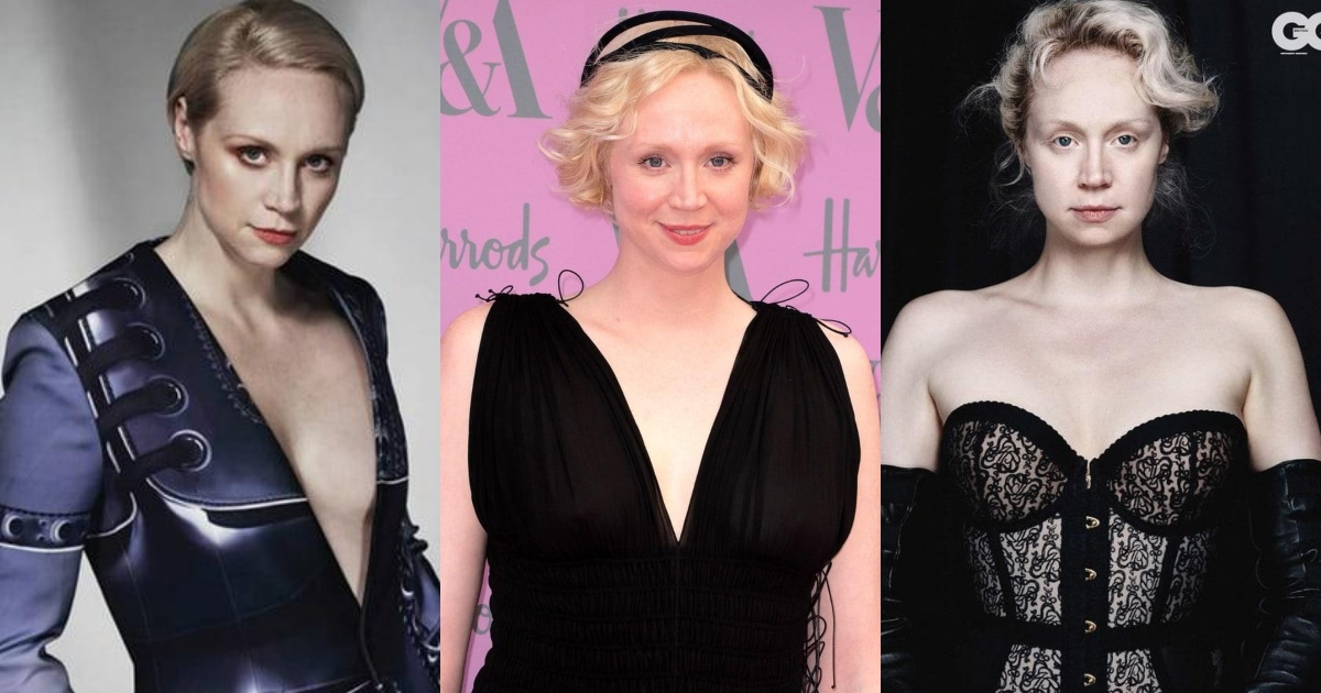 61 Sexiest Gwendoline Christie Boobs Pictures Will Have You Staring At Them All Day Long